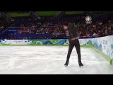 Stephane Lambiel 2010 Olympics SP - Wilhelm Tell